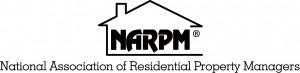 NARPM Logo black